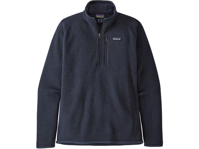 Patagonia Better Sweater 1/4 Zip Men, azul